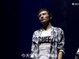 """朴树""""好好地II""""2017中国巡回演唱会上海站"""